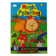 Magic Painting Book - Book 3