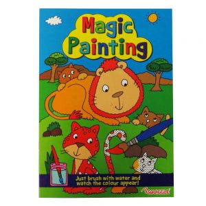 Magic Painting Book - Book 3