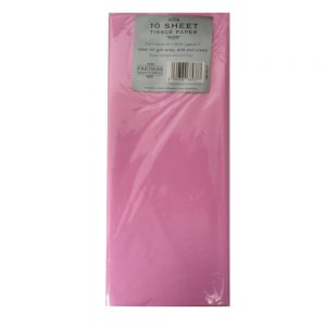 Partisan Tissue Paper Light Pink