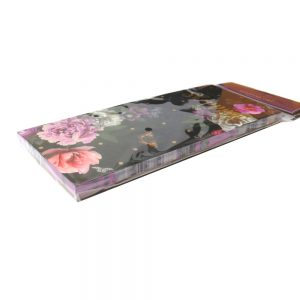 Magnetic Shopping List Beautiful Blooms Front 2