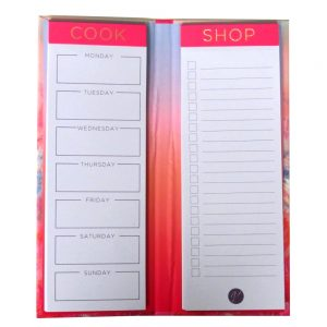 Meal Planner and Shopping List Sahara Front 3