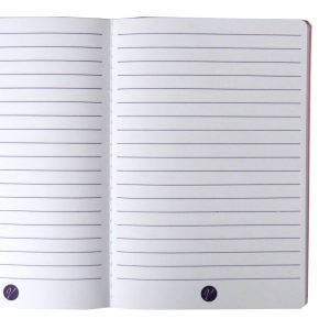 A5 Notebooks Pack of 3 Wild Garden Front 3