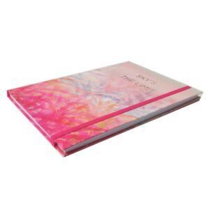 A5 Notebook Sahara Front 2