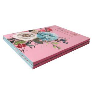 Design by Violet Writing Set, Illustrated Paper & Envelopes - Vintage Floral