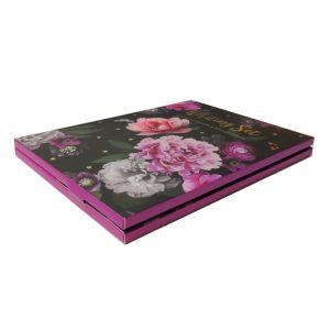 Design by Violet Writing Set, Illustrated Paper & Envelopes - Beautiful Blooms