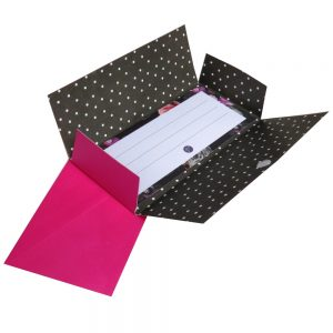 Design by Violet Luxury Gift Wallet with Envelope and Insert, Beautiful Blooms
