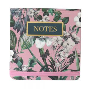 Mini Jotter Notebook Wild Garden Front