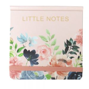Mini Jotter Notebook Midnight Blues Front
