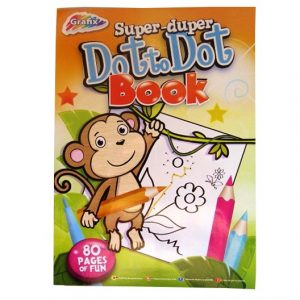 Childrens Super Duper Dot to Dot Front