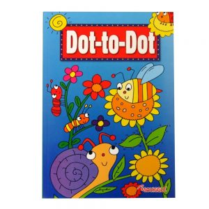 My Dot to Dot Bug Cover Front