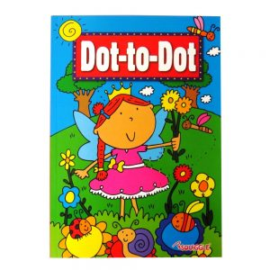 My Dot to Dot Fairy Cover Front