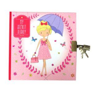 Secret Diary Summer Girl Front