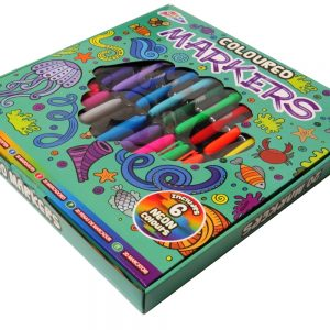 Colouring Markers