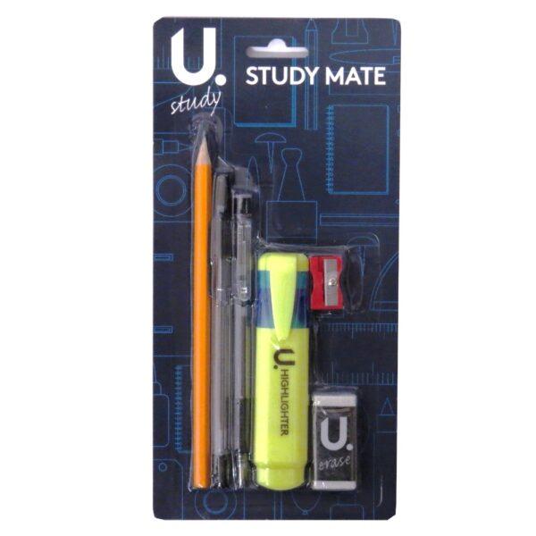 STUDY MATE STATIONERY SET