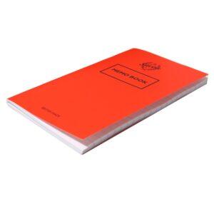 SILVINE MEMO BOOK REF042F FRONT 2