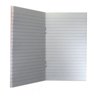 SILVINE MEMO BOOK REF042F FRONT 3