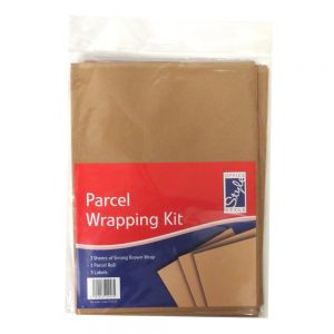 OFFICE STYLE PARCEL WRAPPING KIT