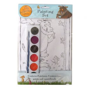 THE GRUFFALO PAINTING SET