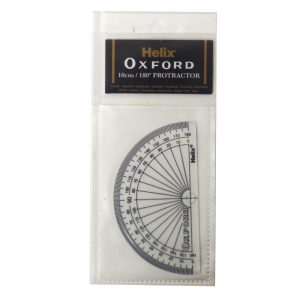 HELIX OXFORD PROTRACTOR