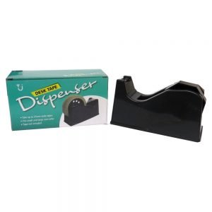 DESKTOP TAPE DISPENSER 25MM REELS - TJ08 - Front 2