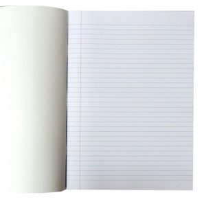 Ormond A4 Exercise Book 120 Pages Front 3