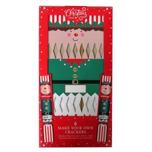 Make Your Own Christmas Crackers Elf