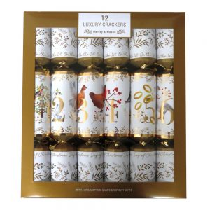 Crackers - 12 Days Of Christmas - 12 Pack - Front 4