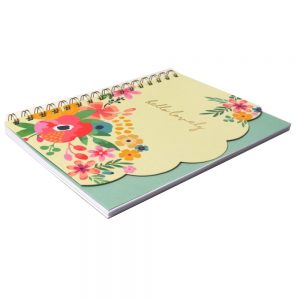 Hello Flower A5 Wiro Notebook Hello Lovely 3