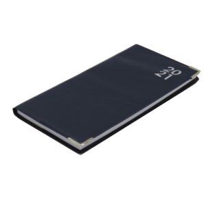 Slim 2021 Organiser Diary Dark Blue Front 2