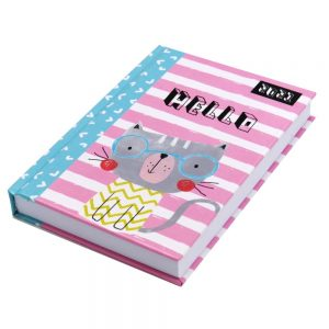 2021 A6 Puurfect Pets Organiser Hello Front 2