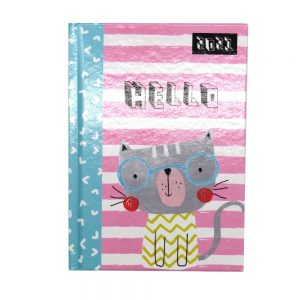 2021 A6 Puurfect Pets Organiser Hello Front