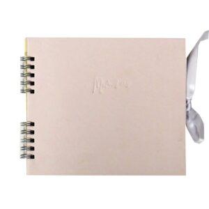 Scrapbook Memory Book Front 2