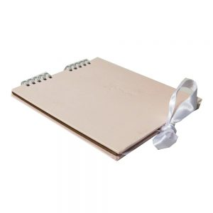 Scrapbook Memory Book Front 4