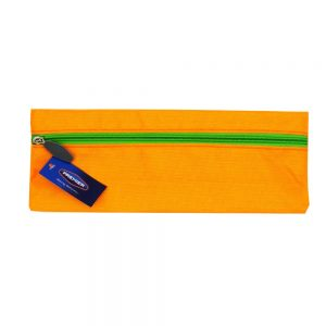 Xtreme Long Pencil Pouch 13 inch Orange