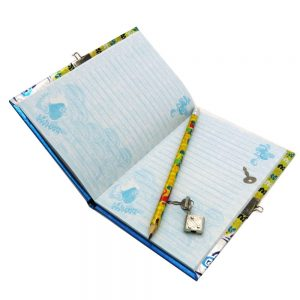 Finding Dory Nemo Secret Notebook and Pencil Front 3