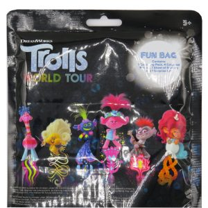 Trolls World Tour Fun Bag with Surprise Gift Front 2