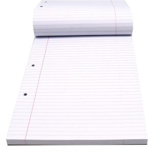 Grafix A4 Refill Paper Notepad 300 Pages Front 3