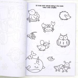 Grafix My Big Bumper Activity Book Front 3