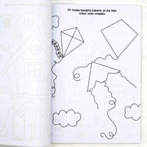 Grafix My Big Bumper Activity Book Front 5