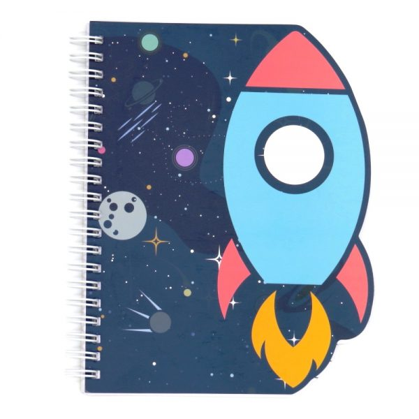 Notebook Space - Front