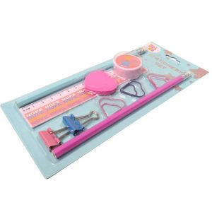 Girl Power Stationery Set - Front 2