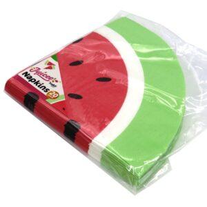Paper Napkins Melon Front 2