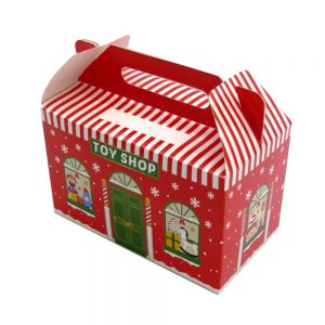 Mini Christmas Treat Boxes Pack of 3 Front 2