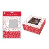 Christmas Food Boxes Ho Ho Ho Front 3
