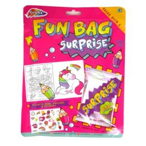 Girls Surprise Activity Fun Bag