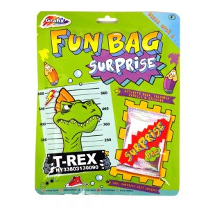 Boys Surprise Activity Fun Bag
