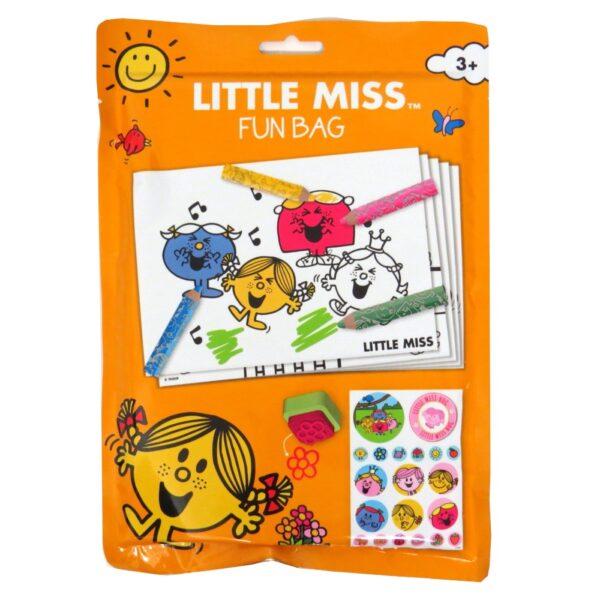 Little Miss Activity Fun Bag