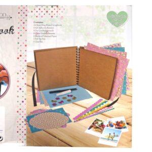 Craft Deco Adult Scrapbooking Kit - Front 3