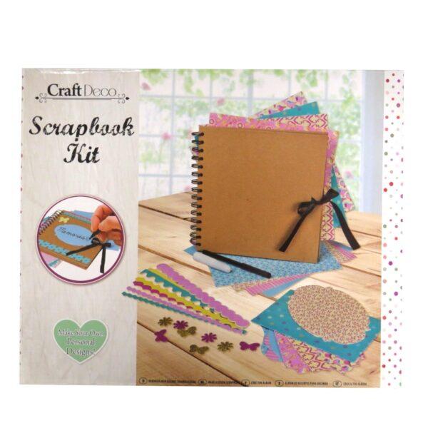 Craft Deco Adult Scrapbooking Kit