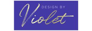 Design by Violet Logo